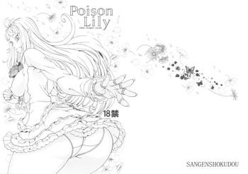 poison lily cover
