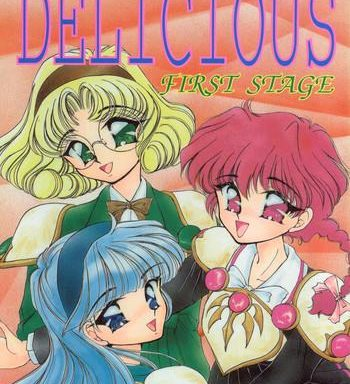 delicious first stage cover