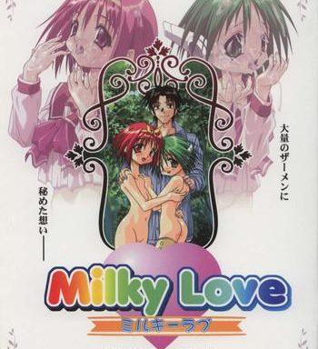 milky love cover