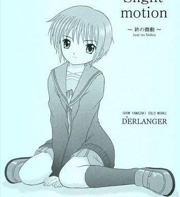 slight motion cover