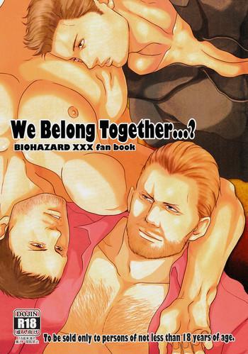 we belong together cover